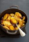 Cocotte de poulet et pommes de terre